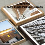 Clearance Ready-Made Picture Frames